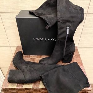 Kendall & Kylie Bali Over The Knee Boots